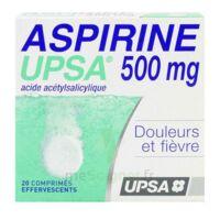 Aspirine Upsa 500 Mg, Comprimé Effervescent à VIC-FEZENSAC