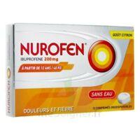 Nurofen 200 Mg, Comprimé Orodispersible à VIC-FEZENSAC