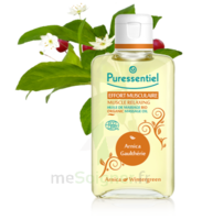 Puressentiel Articulations & Muscles Huile De Massage Bio** Effort Musculaire - Arnica - Gaulthérie - 100 Ml à VIC-FEZENSAC