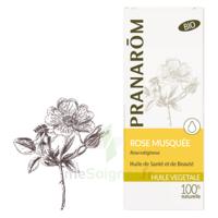 Pranarom Huile Végétale Rose Musquée 50ml à VIC-FEZENSAC