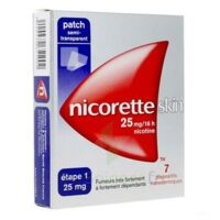 Nicoretteskin 25 Mg/16 H Dispositif Transdermique B/28 à VIC-FEZENSAC