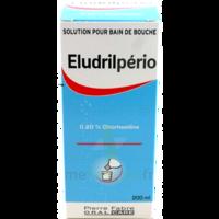 Eludrilperio 0,2 %, Solution Pour Bain De Bouche à VIC-FEZENSAC