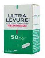 Ultra-levure 50 Mg Gélules Fl/50