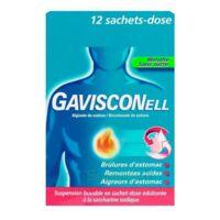 Gavisconell Suspension Buvable Sachet-dose Menthe Sans Sucre 12sach/10ml à VIC-FEZENSAC