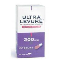 Ultra-levure 200 Mg Gélules Fl/30 à VIC-FEZENSAC