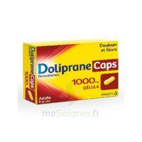 Dolipranecaps 1000 Mg Gélules Plq/8 à VIC-FEZENSAC