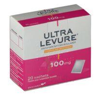 Ultra-levure 100 Mg Poudre Pour Suspension Buvable En Sachet B/20 à VIC-FEZENSAC