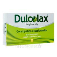 Dulcolax 5 Mg Comprimés Enrobés Gastro-résistants Plq/30 à VIC-FEZENSAC