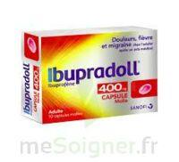 Ibupradoll 400 Mg Caps Molle Plq/10 à VIC-FEZENSAC