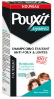 Pouxit Shampoo Shampooing Traitant Antipoux Fl/200ml+peigne à VIC-FEZENSAC
