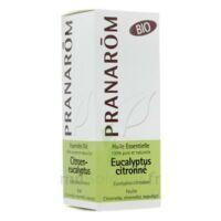 Huile Essentielle Eucalyptus Citronne Bio Pranarom 10 Ml à VIC-FEZENSAC