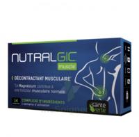 Nutralgic Muscle Comprimés Décontractant Musculaire B/14 à VIC-FEZENSAC