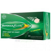 Beroccaboost Comprimés Effervescents B/20 à VIC-FEZENSAC