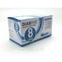 Diabfine Aiguille Pour Stylo Injecteur 31gx8mm B/100 à VIC-FEZENSAC