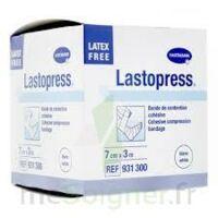 Lastopress® Bande De Compression Cohésive 7 Cm X 3 Mètres - Coloris Chair à VIC-FEZENSAC
