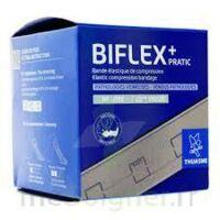 Biflex 16 Pratic Bande Contention Légère Chair 10cmx4m à VIC-FEZENSAC