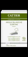 Argile Blanche Surfine - 200 G à VIC-FEZENSAC