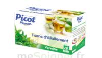 Picot Maman Tisane D'allaitement Verveine 20 Sachets à VIC-FEZENSAC