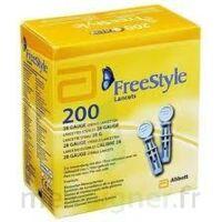 Freestyle Papillon Lancettes B/200 à VIC-FEZENSAC