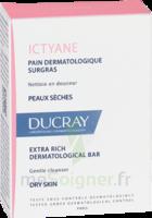 Ictyane Pain Dermatologique Surgras Sans Savon 2*100g à VIC-FEZENSAC