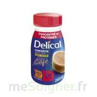 Delical Boisson Hp Hc Concentree Nutriment Café 4bouteilles/200ml à VIC-FEZENSAC