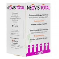Neovis Total Solution Ophtalmique Lubrifiante Pour Instillation Oculaire 30 Unidose 0,4ml