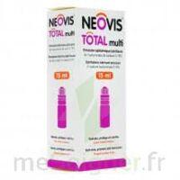 Neovis Total Multi S Ophtalmique Lubrifiante Pour Instillation Oculaire Fl/15ml à VIC-FEZENSAC