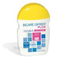 Gifrer Bicare Plus Poudre Double Action Hygiène Dentaire 60g à VIC-FEZENSAC