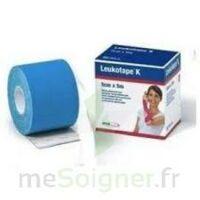 Leukotape K Sparadrap Bleu 2,5cmx5m à VIC-FEZENSAC