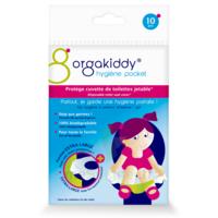 Orgakiddy Protège-cuvette Toilettes Xl Pochette/10 à VIC-FEZENSAC