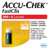 Accu-chek Fastclix Lancettes B/204 à VIC-FEZENSAC