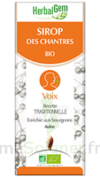 Herbalgem Sirop Bio Des Chantres 150ml à VIC-FEZENSAC