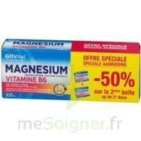 Govital Magnésium Vitamine B6 Comprimés 2*b/45 à VIC-FEZENSAC