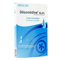 Desomedine 0,1 % Collyre Sol 10fl/0,6ml à VIC-FEZENSAC