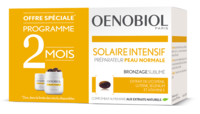 Oenobiol Solaire Intensif Caps Peau Normale 2*pot/30 à VIC-FEZENSAC