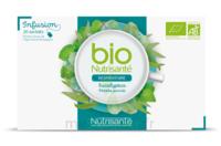 Nutrisanté Infusions Bio Respiratoire 20 Sachets à VIC-FEZENSAC
