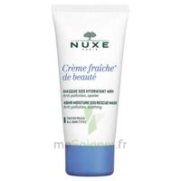 Crème Fraiche® De Beauté - Masque Hydratant 48h Et Anti-pollution50ml à VIC-FEZENSAC