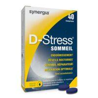 D-stress Sommeil Comprimés B/40 à VIC-FEZENSAC