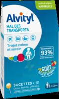 Alvityl Sucette Mal Des Transports B/10 à VIC-FEZENSAC