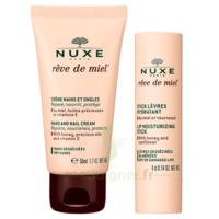 Rêve De Miel Crème Mains Et Ongles + Stick Lèvres Hydratant à VIC-FEZENSAC