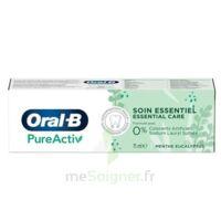 Acheter Oral B Pureactiv Dentifrice soin essentiel T/75ml à VIC-FEZENSAC