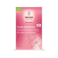 "Weleda Tisane Allaitement ""fruits Rouges"" 2x20g à VIC-FEZENSAC"