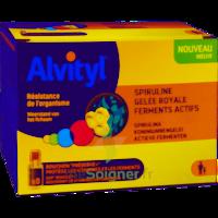 Alvityl Resist Solution Buvable 8 Fioles à VIC-FEZENSAC