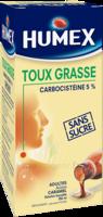 Humex 5 % Solution Buvable Expectorant Sans Sucre Adulte Fl/250ml à VIC-FEZENSAC