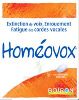 Boiron Homéovox Comprimés à VIC-FEZENSAC