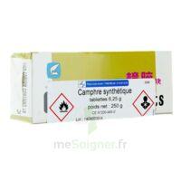 Cooper Camphre Tablettes 250g à VIC-FEZENSAC