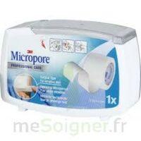 Micropore Sparadrap Microporeux 25mmx5m DÉvidoir à VIC-FEZENSAC
