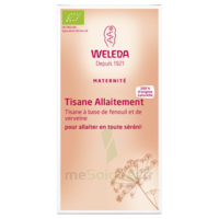 Weleda Tisane Allaitement 2x20g à VIC-FEZENSAC