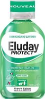 Pierre Fabre Oral Care Eluday Protect Bain De Bouche 500ml à VIC-FEZENSAC