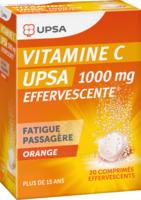 Vitamine C Upsa Effervescente 1000 Mg, Comprimé Effervescent à VIC-FEZENSAC